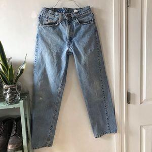 LEVI'S 560 student jeans